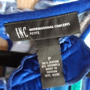 INC International Concepts Dresses - INC International Concepts spaghetti strap dress.
